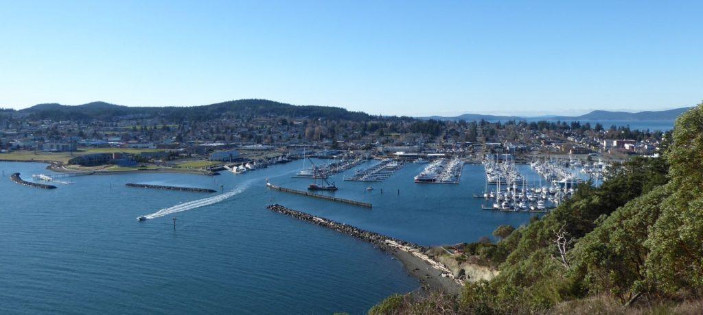 Anacortes History Tour - Cap Sante Lookout