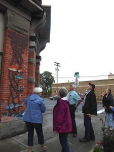 Anacortes History Tour - old buildings
