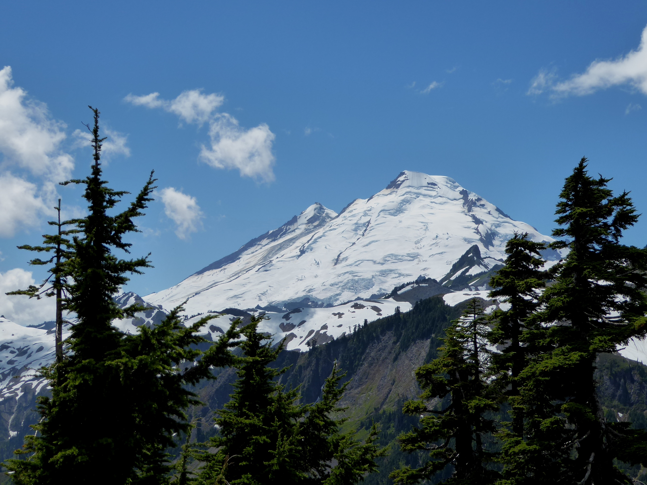 mount baker day tour - mount baker