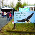 Skagit River Eagle Festival Tour eagle center