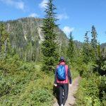 Mount Baker Summer Guided Day Hike jen meadow