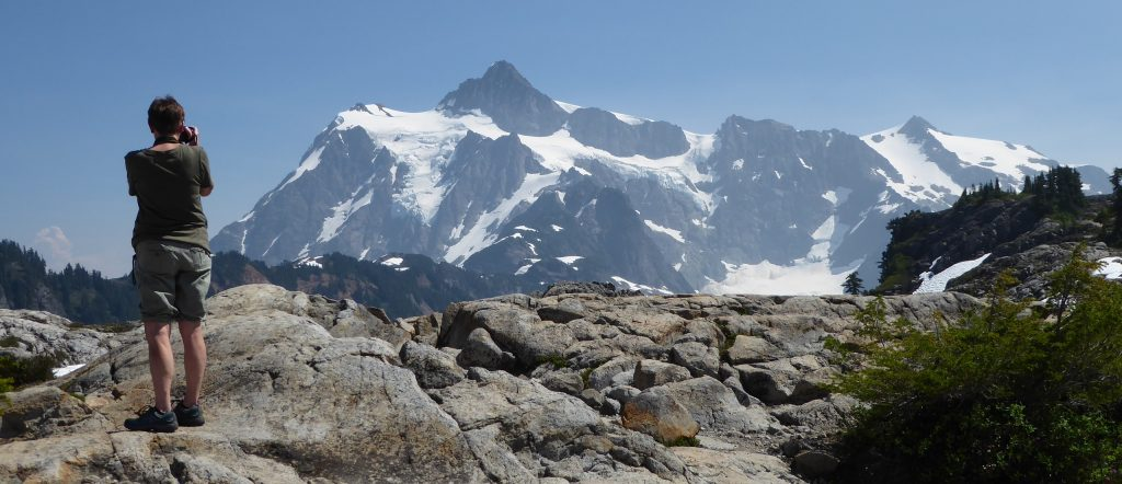 mount baker day tour artist point lookout